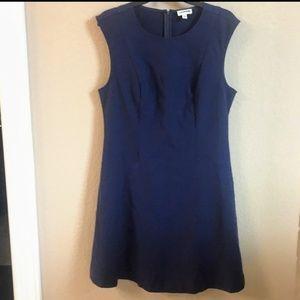 Madison Jules navy dress-New
